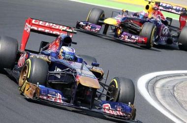 Red Bull aún no confirma a Ricciardo para 2014