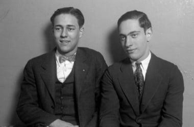 Nathan Leopold y Richard Loe   Fuente: Google