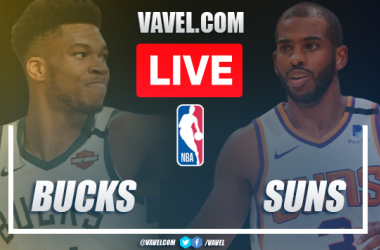 Finais da NBA: Melhores momentos Phoenix Suns 118 x 105 Milwaukee Bucks pelo Jogo 1