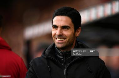 Mikel Arteta: Trust the process