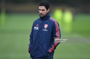 Arteta: Arsenal are stronger with Aubameyang, we have to keep him
