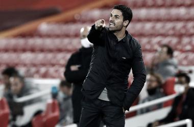 """Arteta elogia Liverpool após derrota do Arsenal: """"Eles têm qualidade"""""""