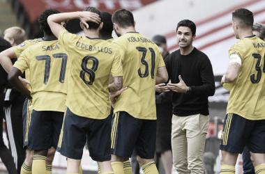"""Arteta elogia atitude do Arsenal em vitória nos acréscimos pela FA Cup: """"Lutamos até o fim"""""""