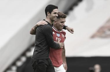 Arteta diz que atuação do Arsenal contra Wolverhampton foi uma das melhores sob seu comando