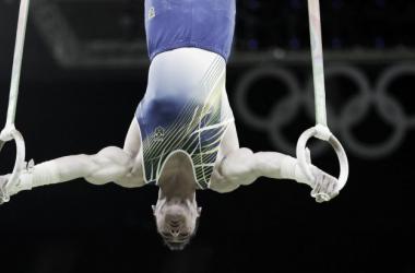 Séries impecáveis de Zanetti e Hypólito asseguram segundo lugar ao Brasil na ginástica artística