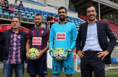 Asier Riesgo, baja por sanción para el partido ante el Granada