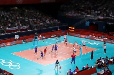 Jóvenes promesas del voleibol mundial