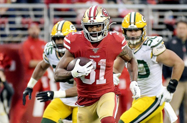 Green Bay Packers 20-37 San Francisco 49ers: Mostert's four touchdowns secure 49ers Super Bowl spot