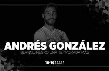 Andrés y Adrián Cruz renuevan con el Burgos CF (Foto: Burgos CF)