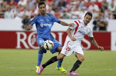 Getafe, equipo 'non gratus' para el Sevilla