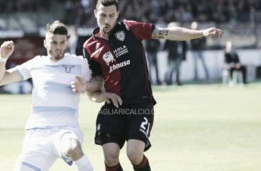 Artur Ionita, centrocampista rossoblù (Foto: CagliariCalcio.com)