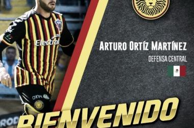 Arturo Ortiz regresa a la manada
