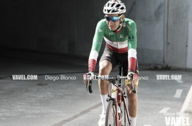 Aru fija sus objetivos para 2018: Giro, Vuelta y mundial. Foto: Diego Blanco (VAVEL)