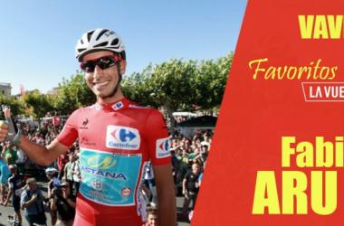 Favoritos a la Vuelta a España 2017: Fabio Aru. El Cavaliere dei quattro mori | Fotomontaje: Enric Garcia - VAVEL