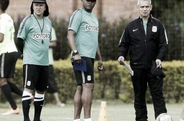 """Reinaldo Rueda: """"Tenemos que hacer este equipo fuerte y coherente"""""""