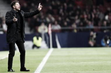 """Simeone destaca vitória do Atleti e afirma: """"Fomos superiores em toda a partida"""""""