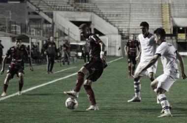 Nada de gols: Brasil de Pelotas e Figueirense ficam no empate em duelo tenso
