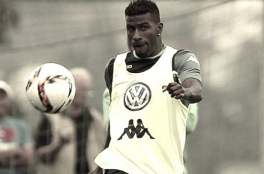 Ascues llegó al Wolfsburgo en Julio. (FOTO: larepublica.pe)