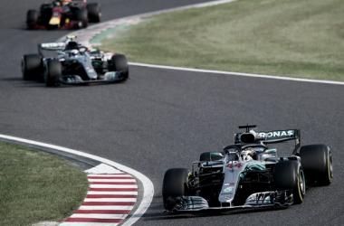 Previa Mercedes en el Gran Premio de Estados Unidos 2018: primera bola de campeonato