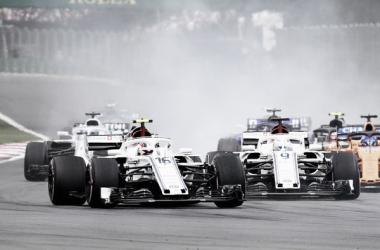 Previa de Sauber en el GP de Abu Dabi 2018: renacer de las cenizas