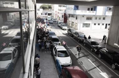 Desplazamiento masivo del cadismo en Sevilla con 80 autobuses confirmados