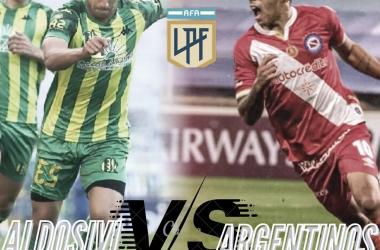 Con la intención de sumar puntos, Aldosivi recibe a Argentinos Juniors