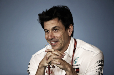 Toto Wolff | Fuente: Getty Images
