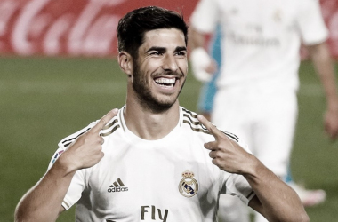 Un gol anulado al Valencia, protagonista en la polémica victoria del Madrid