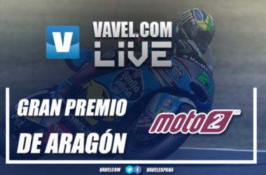 Resumen carrera GP Aragón de Moto2 2017