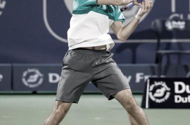Aslan Karatsev escala al puesto 27 del ranking