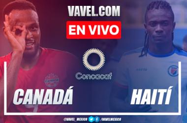Resumen y goles: Canadá 3-0 Haitíen Eliminatorias de CONCACAF 2021