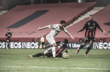 Com dois gols de Ben Yedder, Monaco vence clássico contra Nice