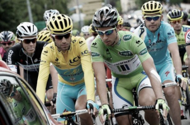 9ª etapa del Tour de Francia 2014: Gérardmer-Mulhouse, media montaña en los Vosgos