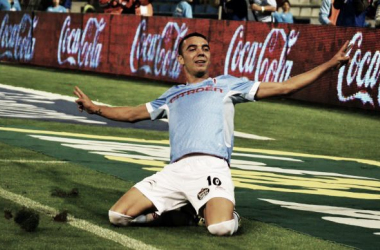 Iago Aspas returns to Celta having left for Liverpool in 2013. Photo source: Great Deal