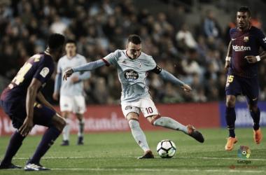 RC Celta Vigo - FC Barcelona: puntuaciones del Celta, jornada 33 de La Liga Santander