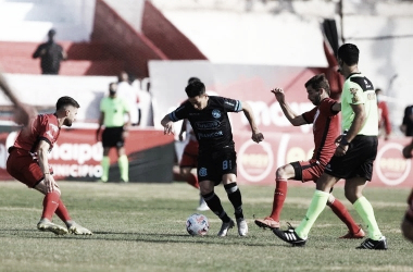 En un partido friccionado Belgrano supo golpear en los momentos justos. Fuente: (Cadena 3)
