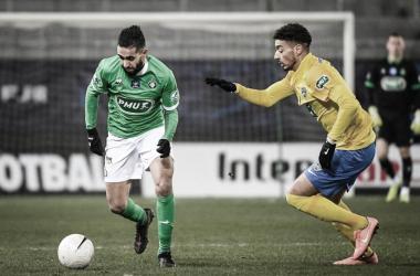 Sochaux 1 a 0 Saint-Etienne (FFF / Divulgação)