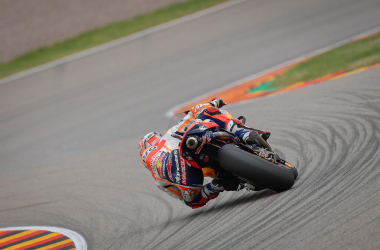 Marc Márquez en el GP de Alemania | Foto: motogp.com