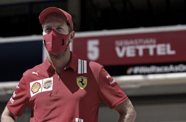 Aston Martin 2021: Sebastian Vettel y Lance Stroll