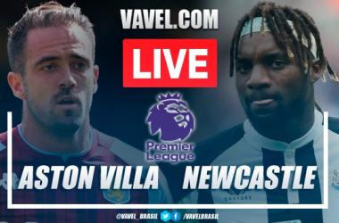 Goals and Highlights Aston Villa vs Newcastle: 2-0