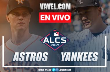 Video resumen y highlights: Astros 7-3 Yankees