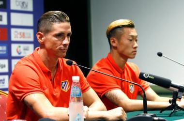 """Torres: """"Aún me quedan años buenos y quiero disfrutarlos aquí"""""""