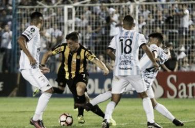 Rodrigo Aliendro y Leonel Di Plácido tienen grandes chances de quedarse. Foto: gentileza de TyC Sports