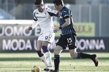 Atalanta passa fácil pela Fiorentina e volta a vencer na Serie A