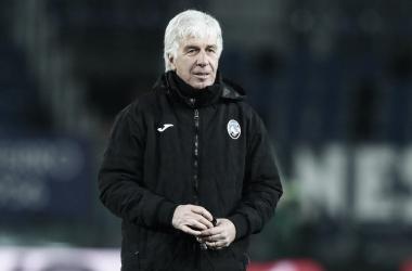 "Gasperini avalia passagem da Atalanta às quartas da Coppa Italia: ""Excelente jogo"""
