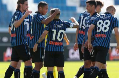 Luna Park Atalanta: schiantato il Cagliari 5-2