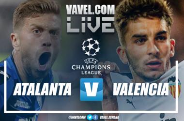 Atalanta-Valencia in diretta, Live Champions League 2019-2020 (4-1): Atalanta spettacolare, il Valencia viene annientato a San Siro!