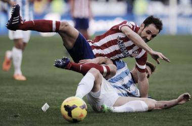 Atlético de Madrid - Málaga: puntuaciones del Málaga, jornada 37