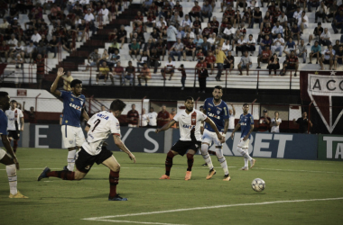 Foto: Paulo Marcos/Atlético-GO
