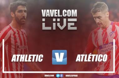 Resumen Athletic 1-2 Atlético: Griezmann se viste de asistente para dar la victoria al Alético